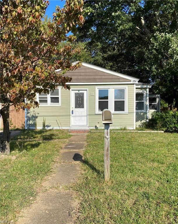 8234 Gygax Rd, Norfolk, VA 23505 (#10345577) :: Kristie Weaver, REALTOR