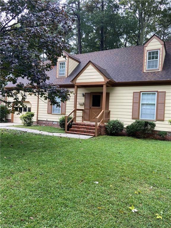 53 Ridgewood Pw, Newport News, VA 23608 (#10345594) :: Abbitt Realty Co.