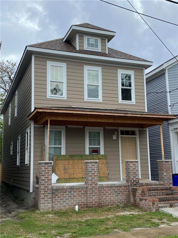 812 Lexington St, Norfolk, VA 23504 (#10345621) :: Avalon Real Estate