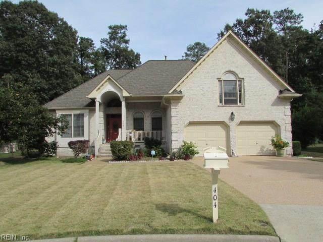 404 Tristen Dr, York County, VA 23693 (#10345770) :: Momentum Real Estate