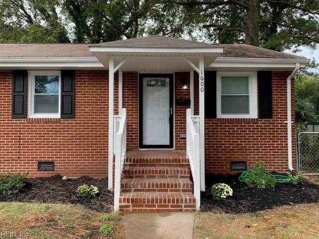 1600 Lansing Ave, Portsmouth, VA 23704 (#10345782) :: Kristie Weaver, REALTOR