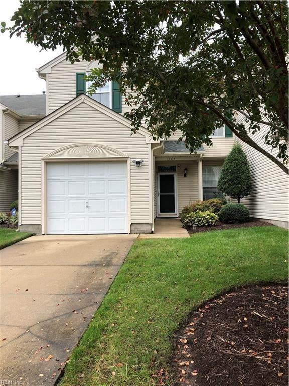 1364 Lake Dr, Newport News, VA 23602 (#10345787) :: Avalon Real Estate