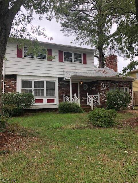 808 Homestead Ave, Hampton, VA 23661 (#10345825) :: Austin James Realty LLC