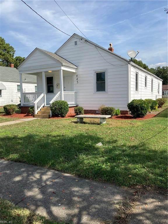 945 Hamilton Ave, Portsmouth, VA 23707 (#10345934) :: Momentum Real Estate
