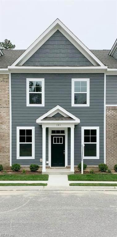 103 Daybeacon St, York County, VA 23692 (#10345980) :: Atkinson Realty
