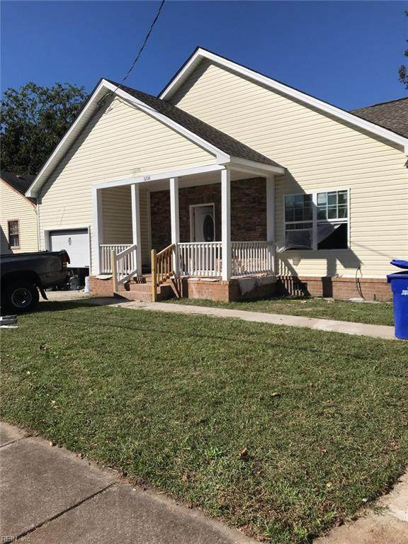 3208 Gwin St, Portsmouth, VA 23704 (#10346244) :: Berkshire Hathaway HomeServices Towne Realty