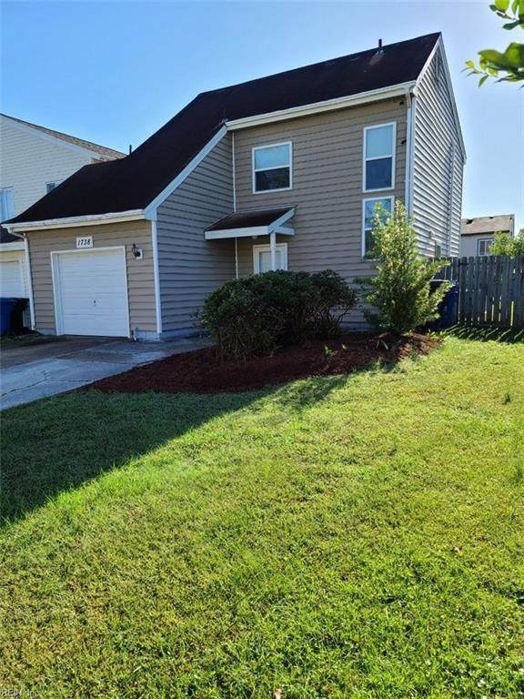 1738 Rueger St, Virginia Beach, VA 23464 (MLS #10346687) :: AtCoastal Realty