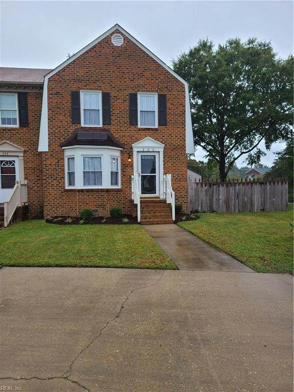 332 San Roman Dr, Chesapeake, VA 23322 (#10346701) :: Community Partner Group