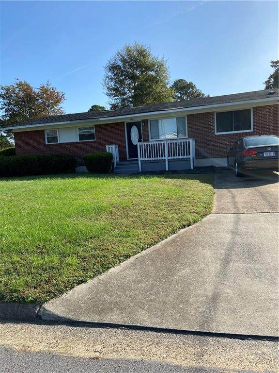 1413 Ellington Sq, Portsmouth, VA 23701 (#10346907) :: Berkshire Hathaway HomeServices Towne Realty