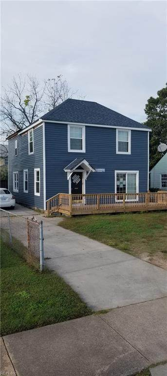 1233 16th St, Newport News, VA 23607 (#10347013) :: Abbitt Realty Co.