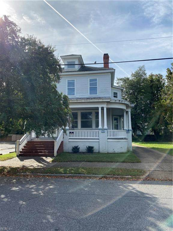 927 Crawford Pw, Portsmouth, VA 23704 (#10347358) :: Avalon Real Estate