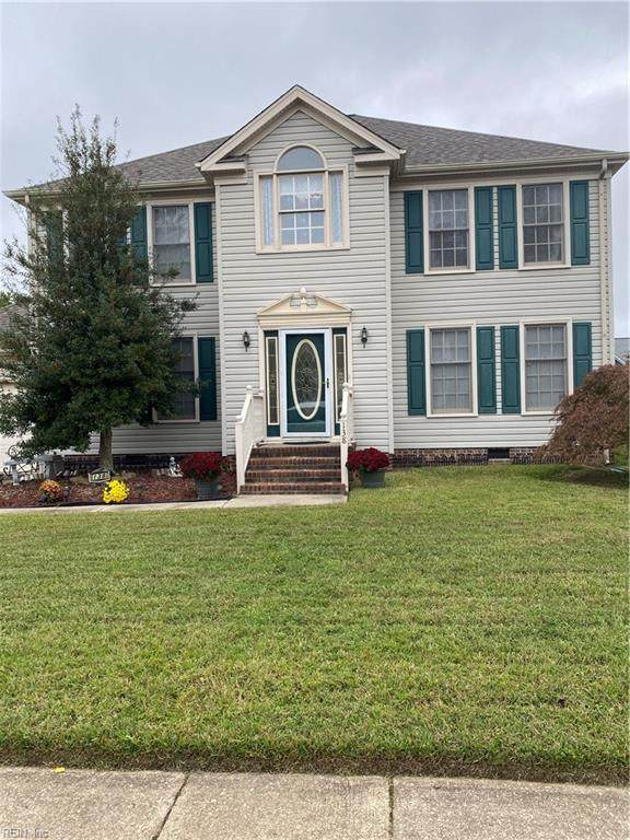 138 Pine Creek Dr, Hampton, VA 23669 (#10347541) :: Rocket Real Estate