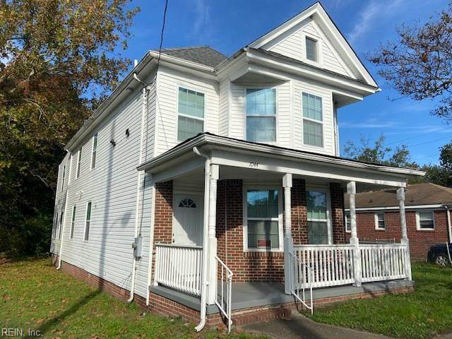 1044 Lindenwood Ave, Norfolk, VA 23504 (#10347583) :: Gold Team VA