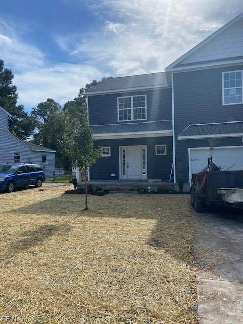 2606 Omar St, Chesapeake, VA 23324 (#10347682) :: Austin James Realty LLC
