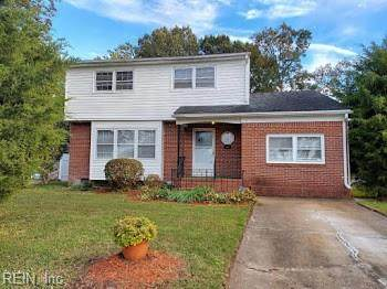 907 Newport News Ave, Hampton, VA 23661 (#10347745) :: Austin James Realty LLC