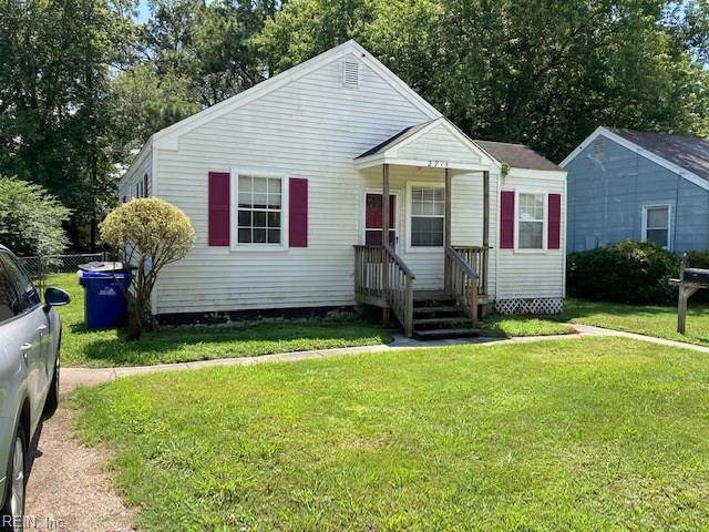 2715 Barclay Ave, Portsmouth, VA 23702 (#10347788) :: Encompass Real Estate Solutions