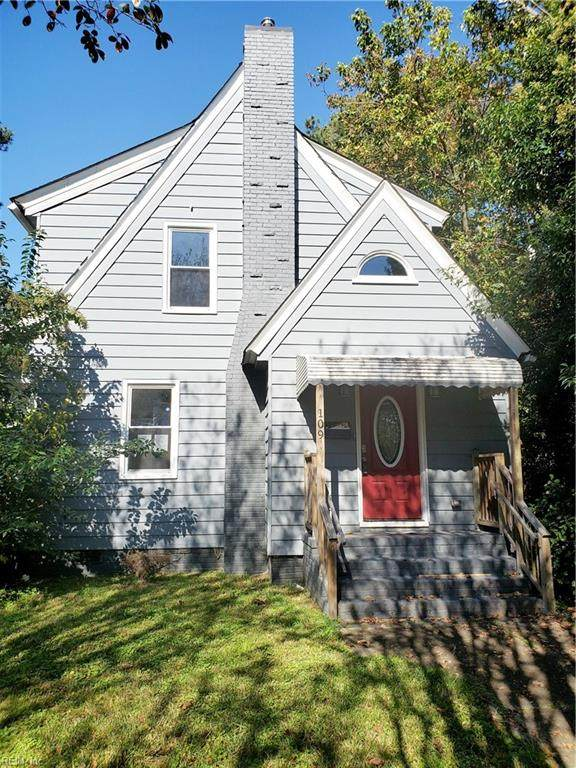 109 Gillis Rd, Portsmouth, VA 23702 (#10347889) :: Kristie Weaver, REALTOR