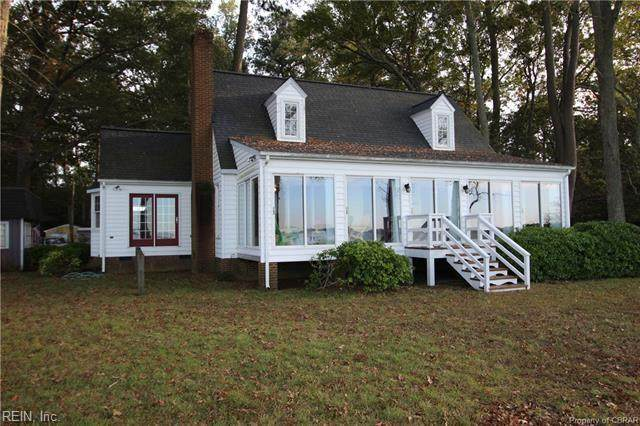 157 Sunset Ln, Mathews County, VA 23068 (#10347900) :: Kristie Weaver, REALTOR