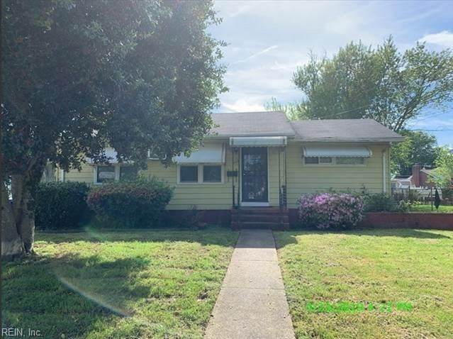 508 Henderson St, Portsmouth, VA 23701 (#10347940) :: Berkshire Hathaway HomeServices Towne Realty