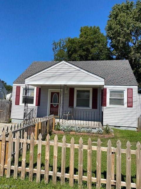 3102 Winchester Dr, Portsmouth, VA 23707 (#10347951) :: RE/MAX Central Realty