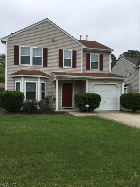 510 Magistrate Ln, Newport News, VA 23608 (#10348277) :: Community Partner Group