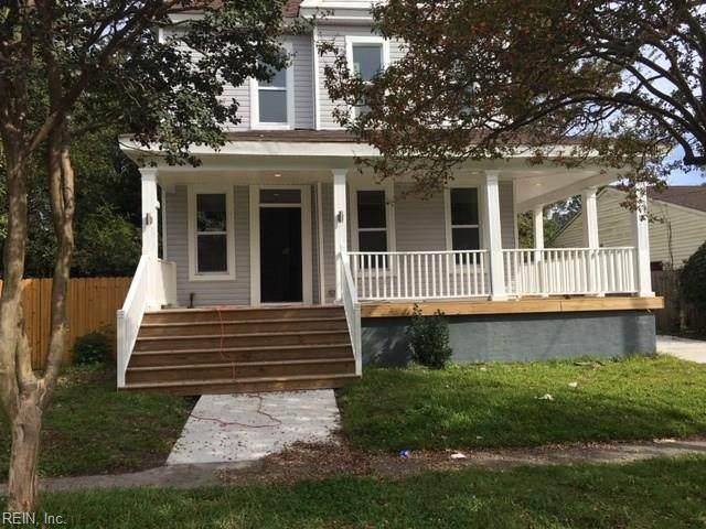 3012 Ballentine Blvd, Norfolk, VA 23509 (#10348331) :: Momentum Real Estate