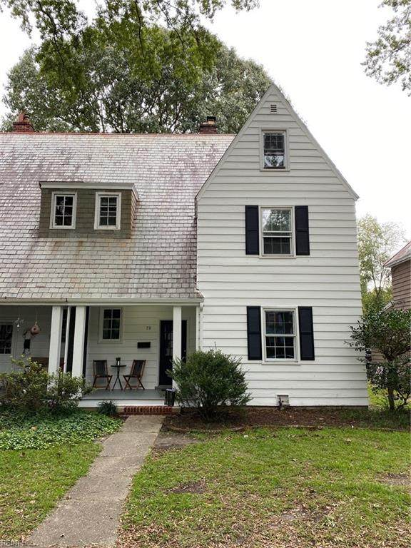 78 Main St, Newport News, VA 23601 (#10348411) :: Judy Reed Realty