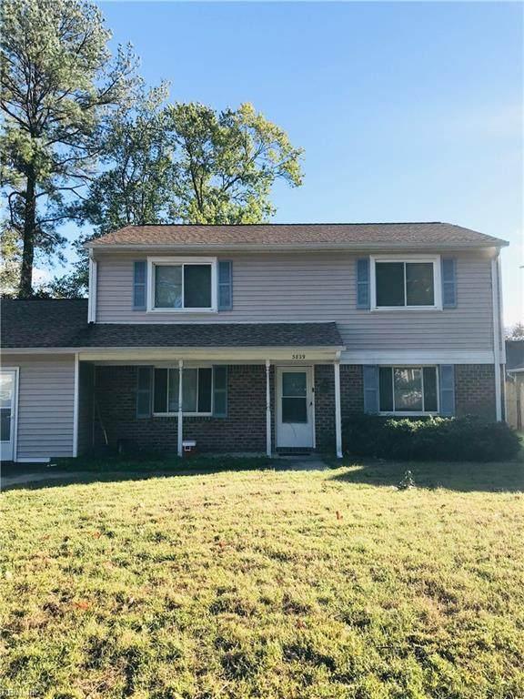 3829 Old Farm Rd, Portsmouth, VA 23703 (#10348694) :: Austin James Realty LLC