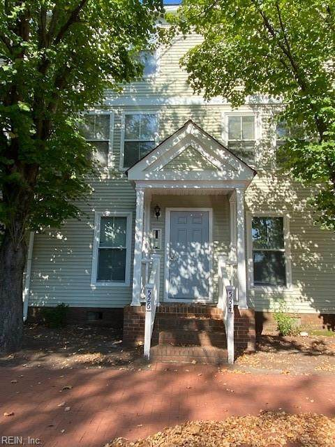534 South St #107, Portsmouth, VA 23704 (#10348853) :: Verian Realty