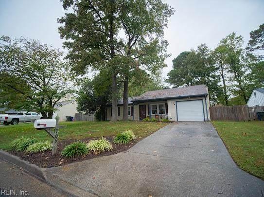 709 Carywood Ln, Newport News, VA 23602 (#10348931) :: Atlantic Sotheby's International Realty