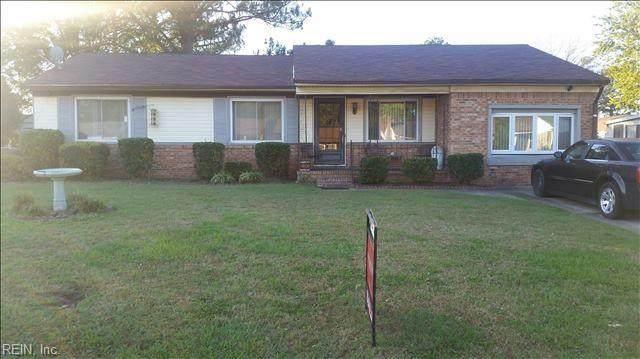 2043 Midway Ave, Chesapeake, VA 23324 (#10349155) :: Avalon Real Estate