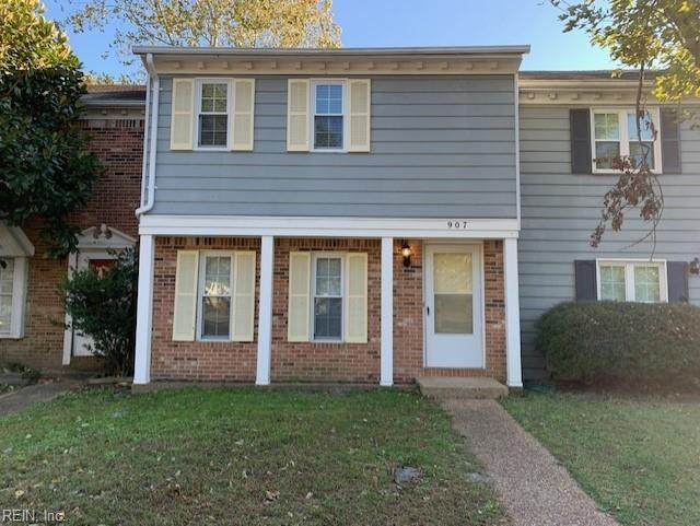 907 Captains Ct, Chesapeake, VA 23320 (#10349163) :: Crescas Real Estate