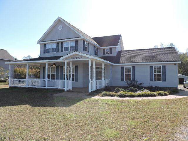 5242 Pampa Rd, Gloucester County, VA 23061 (#10349221) :: Atkinson Realty