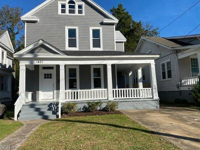 1421 Chesapeake Ave, Chesapeake, VA 23324 (#10349584) :: Berkshire Hathaway HomeServices Towne Realty