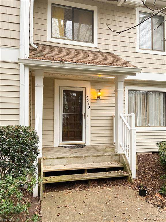 2553 Cove Point Pl, Virginia Beach, VA 23454 (#10350582) :: Gold Team VA