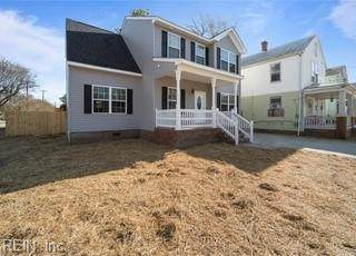 2614 Turnpike Rd, Portsmouth, VA 23704 (#10350801) :: Berkshire Hathaway HomeServices Towne Realty
