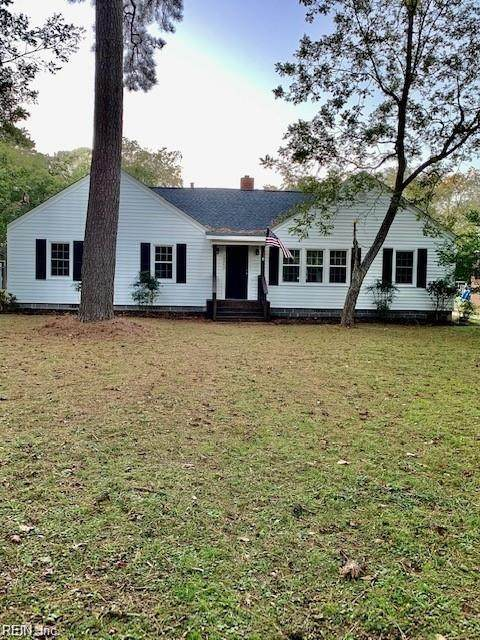 18257 Morgarts Beach Rd, Isle of Wight County, VA 23430 (#10350813) :: Berkshire Hathaway HomeServices Towne Realty