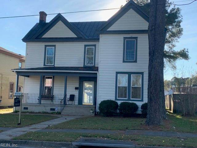 609 N High St, Franklin, VA 23851 (#10351531) :: Berkshire Hathaway HomeServices Towne Realty