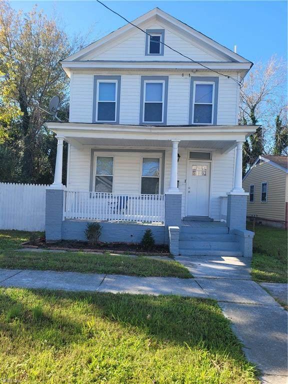 1908 Charleston Ave, Portsmouth, VA 23704 (MLS #10351725) :: AtCoastal Realty