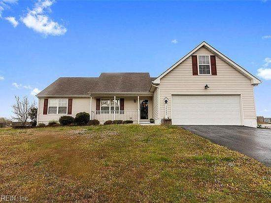 32425 Pebble Brook Dr, Southampton County, VA 23851 (#10351776) :: Seaside Realty