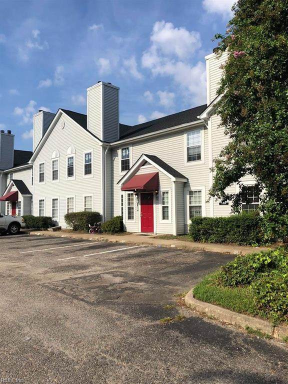 351 Fort Worth Ave #101, Norfolk, VA 23505 (#10351936) :: Seaside Realty