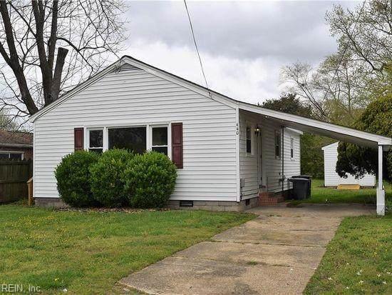 440 Hunlac Ave, Hampton, VA 23664 (#10352061) :: Kristie Weaver, REALTOR