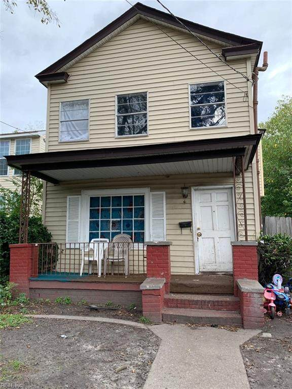 1304 Highland Ave, Portsmouth, VA 23704 (#10352654) :: Atlantic Sotheby's International Realty