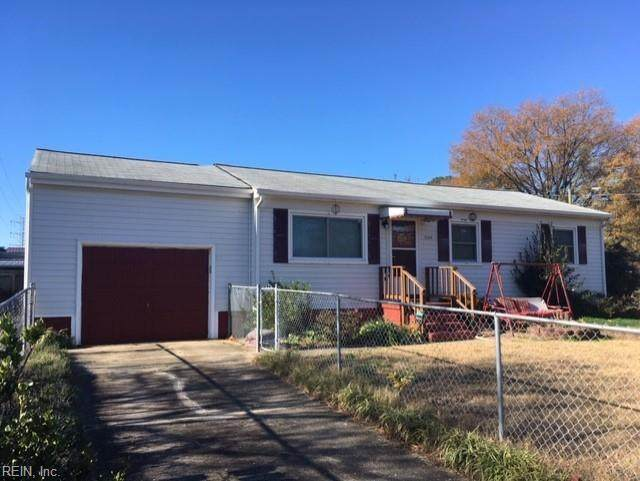 7105 Roanoke Ave, Newport News, VA 23605 (#10353002) :: Seaside Realty