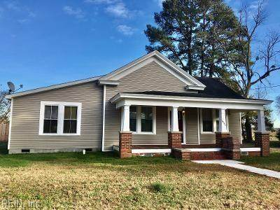 32333 S Main St, Southampton County, VA 23827 (#10353645) :: Momentum Real Estate