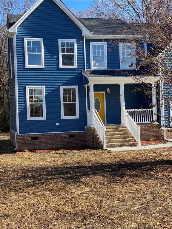 534 Taliaferro Rd, Newport News, VA 23603 (#10353794) :: Community Partner Group