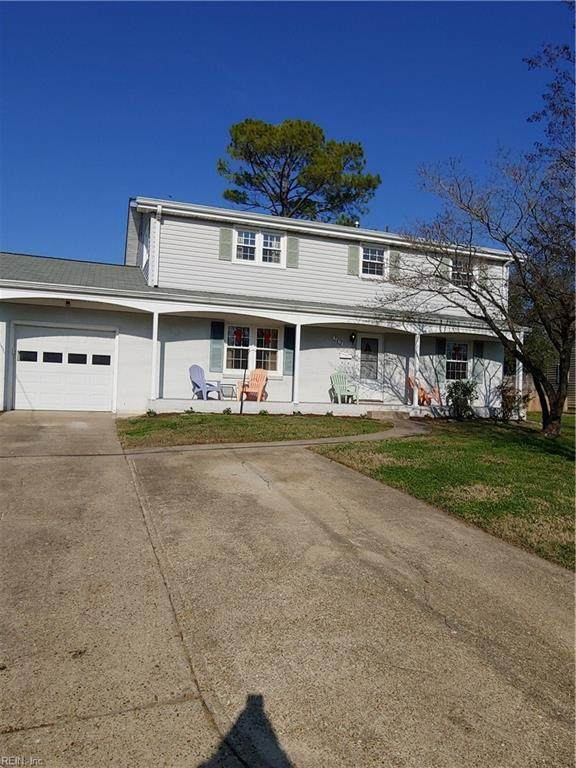 5412 Sir Barton Dr, Virginia Beach, VA 23462 (#10353823) :: Atkinson Realty