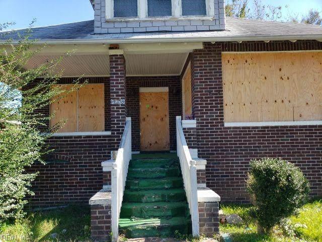 1709 Atlanta Ave, Portsmouth, VA 23704 (#10354174) :: Berkshire Hathaway HomeServices Towne Realty