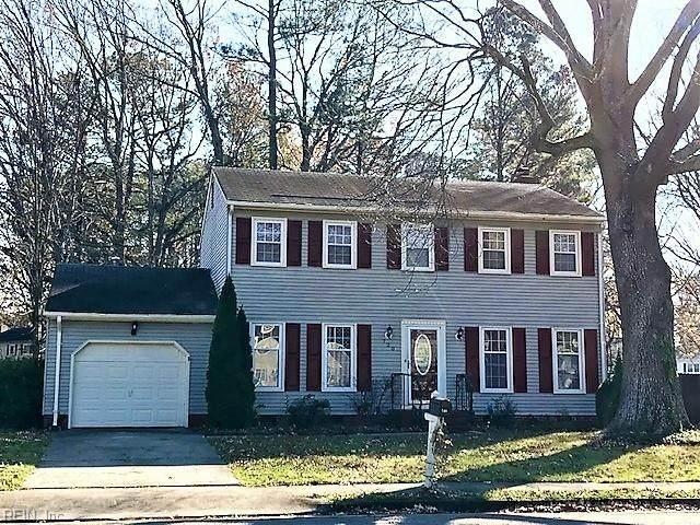 720 Galahad Dr, Newport News, VA 23608 (#10354476) :: Berkshire Hathaway HomeServices Towne Realty