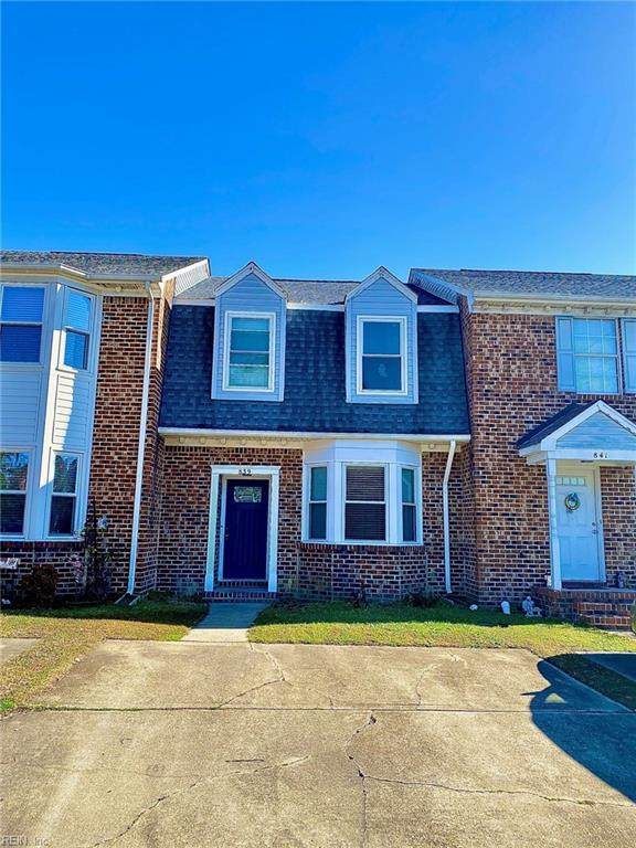 839 Mill Landing Rd, Chesapeake, VA 23322 (#10354664) :: Seaside Realty